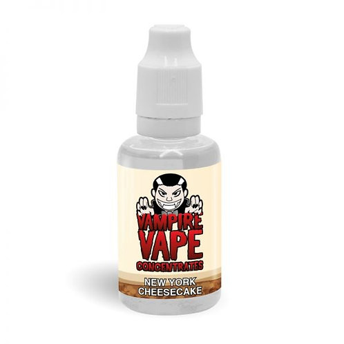 New York Cheesecake by Vampire Vapes Flavour Concentrate 30ml