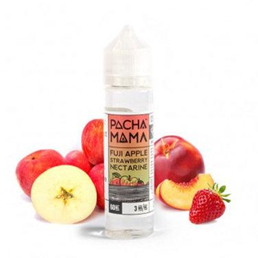 Fuji Apple, Strawberry and Nectarine by Pacha Mama