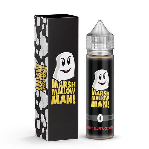 Marshmallow Man by Marina Vapes