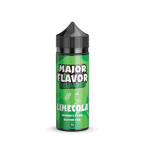 Lime Cola by Major Flavor Reloaded