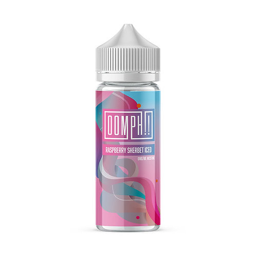 Raspberry Sherbet Iced by Oomph