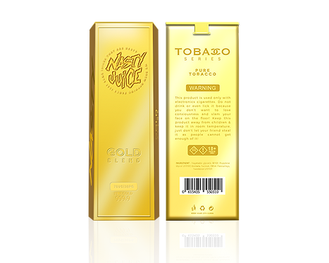 Gold Blend by Nasty Tobacco