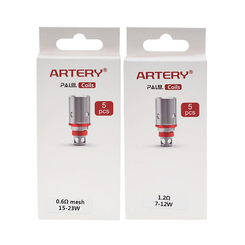 Artery Pal 2 Coils (5 pack)