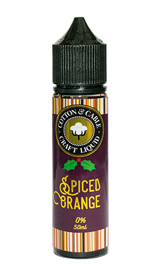 Spiced Orange by Cotton & Cable