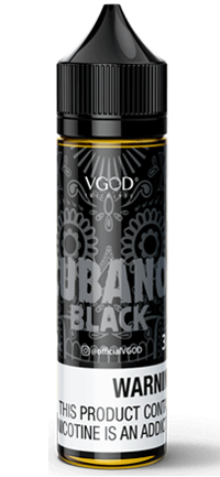 Cubano Black by VGOD