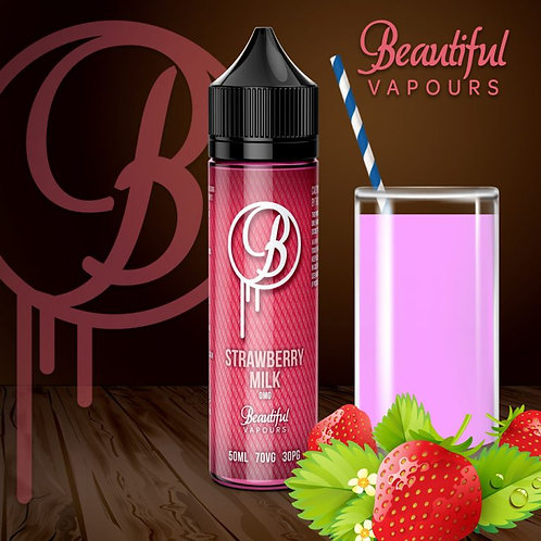 Strawberry Milk by Beautiful Vapours