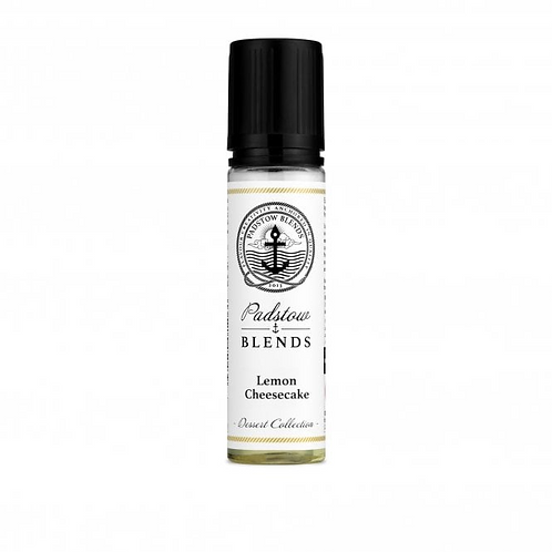 Lemon Cheesecake by Padstow Blends