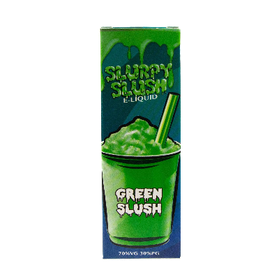 Green Slush by Slurpy Slush