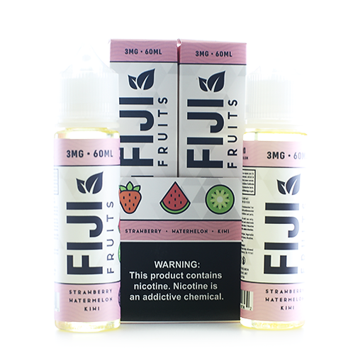 Strawberry, Watermelon & Kiwi by Fiji fruits