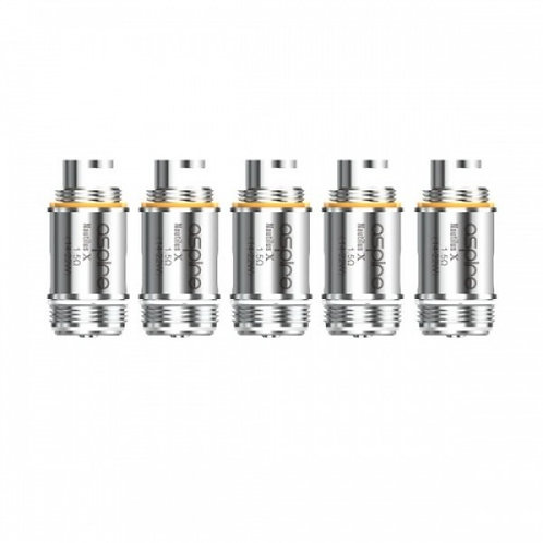 Nautilus X Replacement Coils by Aspire (5 pack)