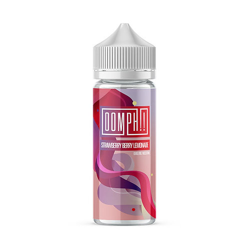 Strawberry Berry Lemonade by Oomph