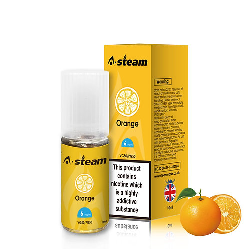 Orange eLiquid