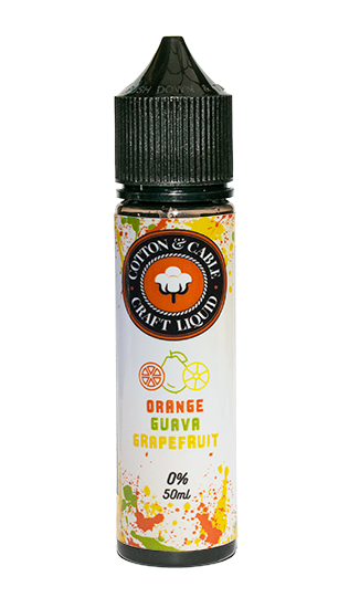 Orange Guava Grapefruit by Cotton & Cable