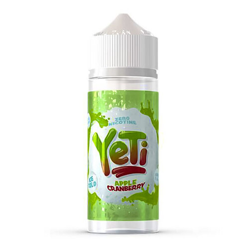Apple Cranberry by Yeti