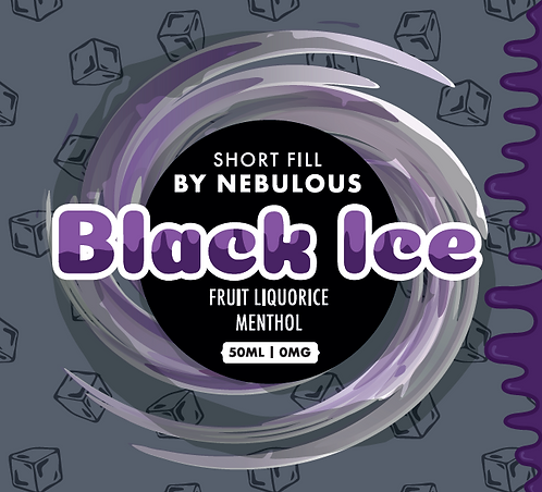 Black Ice by Nebulous (for Sub-Ohm)
