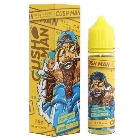 Banana Cush Man by Nasty