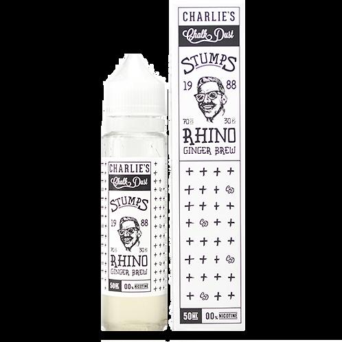 Stumps Rhino Ginger Brew by Charlie's Chalk Dust