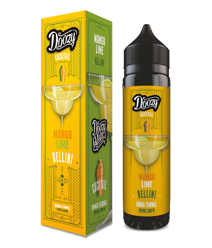 Mango Lime Bellini by Doozy