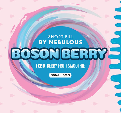Boson Berry ICE by Nebulous (for Sub-Ohm)