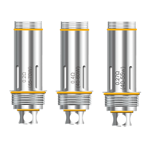 Cleito (and K4) Replacement Coils by Aspire (5 pack)