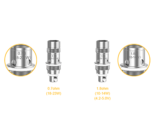 Nautilus Replacement Coils by Aspire (5 pack)
