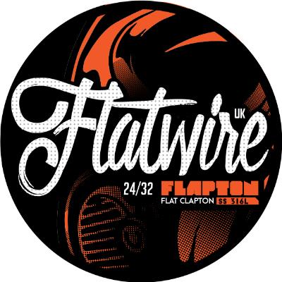 Flapton SS316L 24/32 by Flatwire