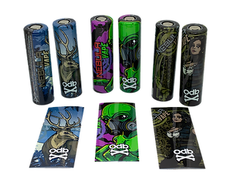 Nebula ODB Battery Wraps (6 pack)