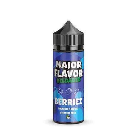 Berriez by Major Flavor Reloaded