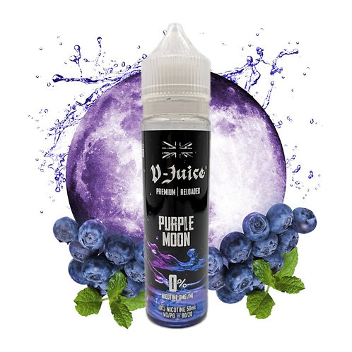 Purple Moon by V-Juice