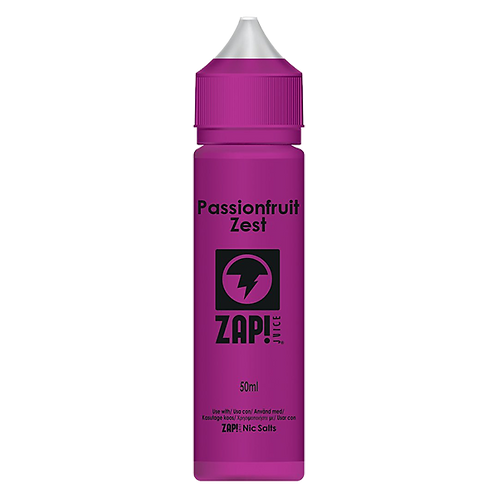 Passionfruit Zest by Zap