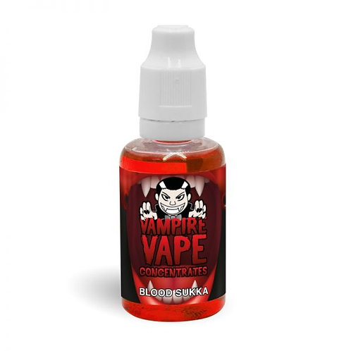 Blood Sukka by Vampire Vapes Flavour Concentrate 30ml