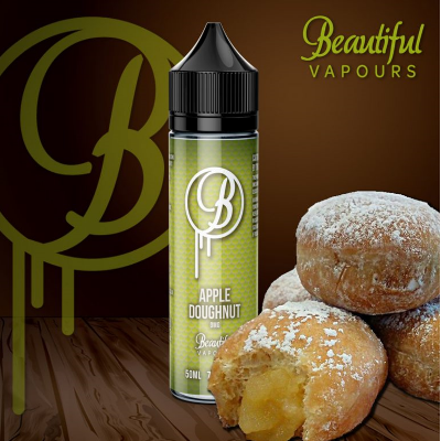 Apple Doughnut by Beautiful Vapours