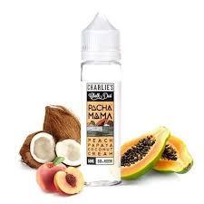 Peach, Papaya, and Coconut Cream by Pacha Mama