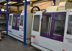 CNC Milling and Turning Facility