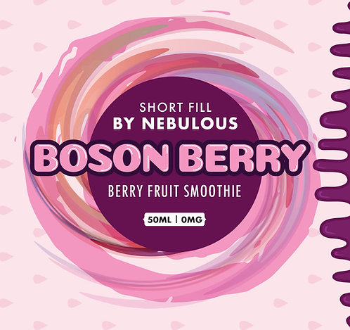 Boson Berry by Nebulous (for Sub-Ohm)