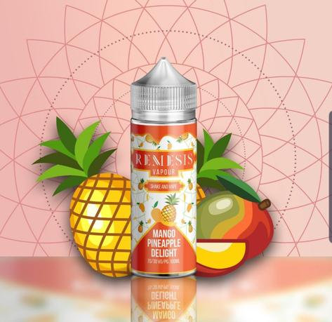 Mango Pineapple Delight by Remesis
