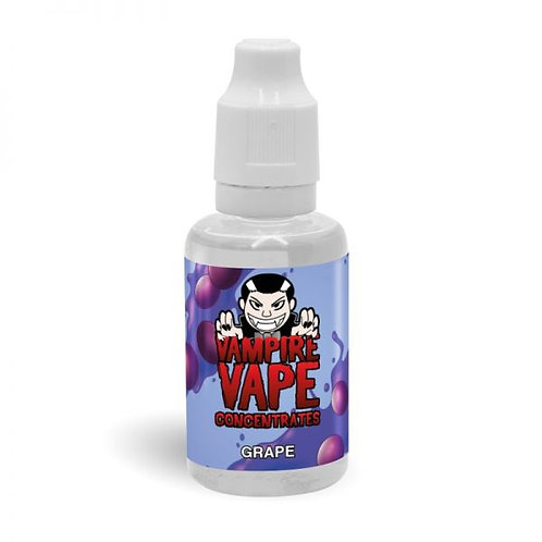 Grape by Vampire Vapes Flavour Concentrate 30ml