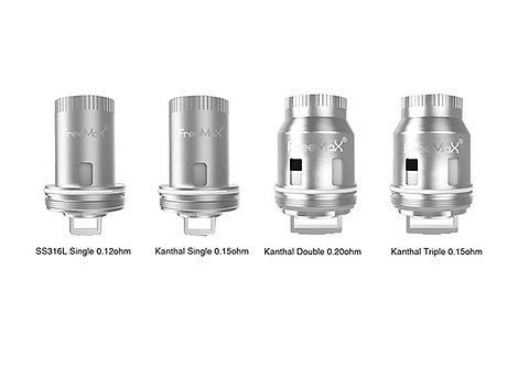 Mesh Pro Replacement Coils by Freemax
