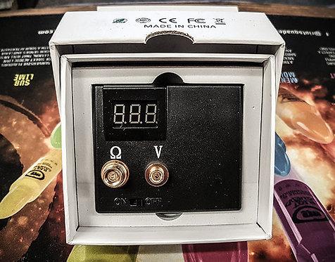 Ohm / Voltage reader by E-Cig
