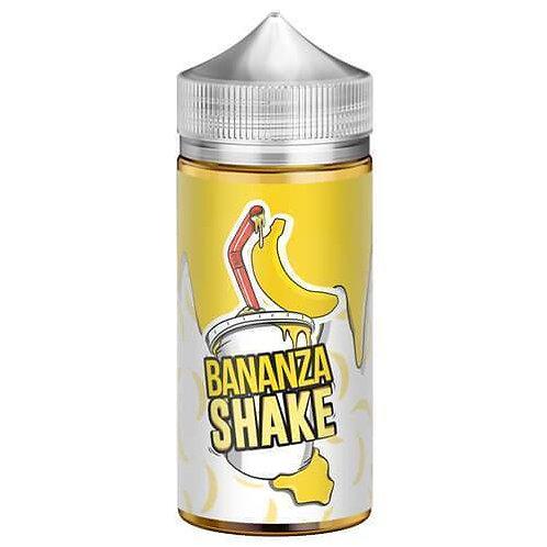 Bananza Shake by Milkshake Liquids