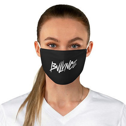 BVLVNCE Logo Fabric Face Mask