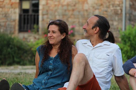 Gwendavyre et Bernard