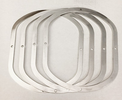 Shifter boot trim ring 67.5 (ring only)