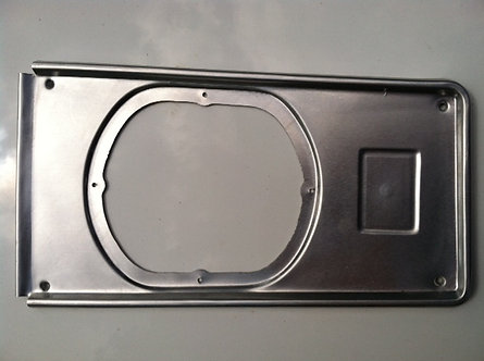 Shifter Trim Plate 67.5 5-SPEED Only