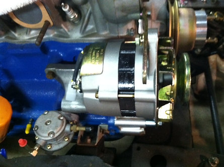 OEM Alternator for U20 (showcar quality)
