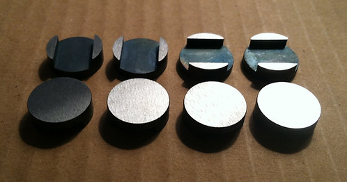 Lash Pads CNC - Tool Steel Increased Thickness
