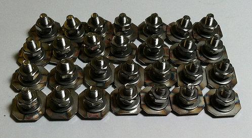 Side Molding Fastener Set 67.5-70