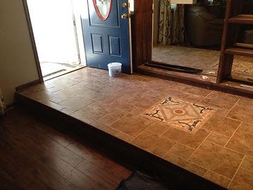 tile flooring home remodel