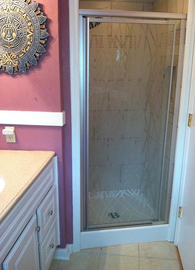 custom tile stall shower bath remodel BEEZ Construction