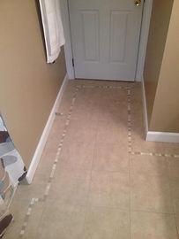 floor tile home remodel